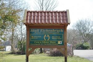 Stall Eichenbruch